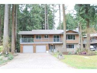 "Photo 1: 4161 199A Crescent in Langley: Brookswood Langley House for sale in ""BROOKSWOOD"" : MLS®# F1408685"