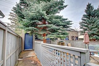 Photo 33: 1 2435 29 Street SW in Calgary: Killarney/Glengarry Row/Townhouse for sale : MLS®# A1059155