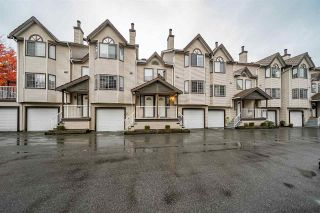 """Photo 1: 11 2352 PITT RIVER Road in Port Coquitlam: Mary Hill Townhouse for sale in """"SHAUGHNESSY ESTATES"""" : MLS®# R2318863"""