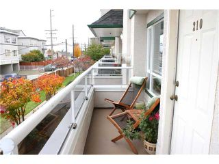 """Photo 10: 210 3978 ALBERT Street in Burnaby: Vancouver Heights Townhouse for sale in """"HERITAGE GREENE"""" (Burnaby North)  : MLS®# V918673"""