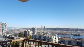 """Photo 1: 808 320 ROYAL Avenue in New Westminster: Downtown NW Condo for sale in """"PEPPERTREE"""" : MLS®# R2368548"""