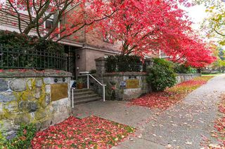 """Photo 18: 106 2588 ALDER Street in Vancouver: Fairview VW Condo for sale in """"BOLLERT PLACE"""" (Vancouver West)  : MLS®# R2014065"""