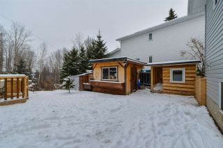 Photo 31: 318 Smith Crescent: Rural Parkland County House for sale : MLS®# E4221163