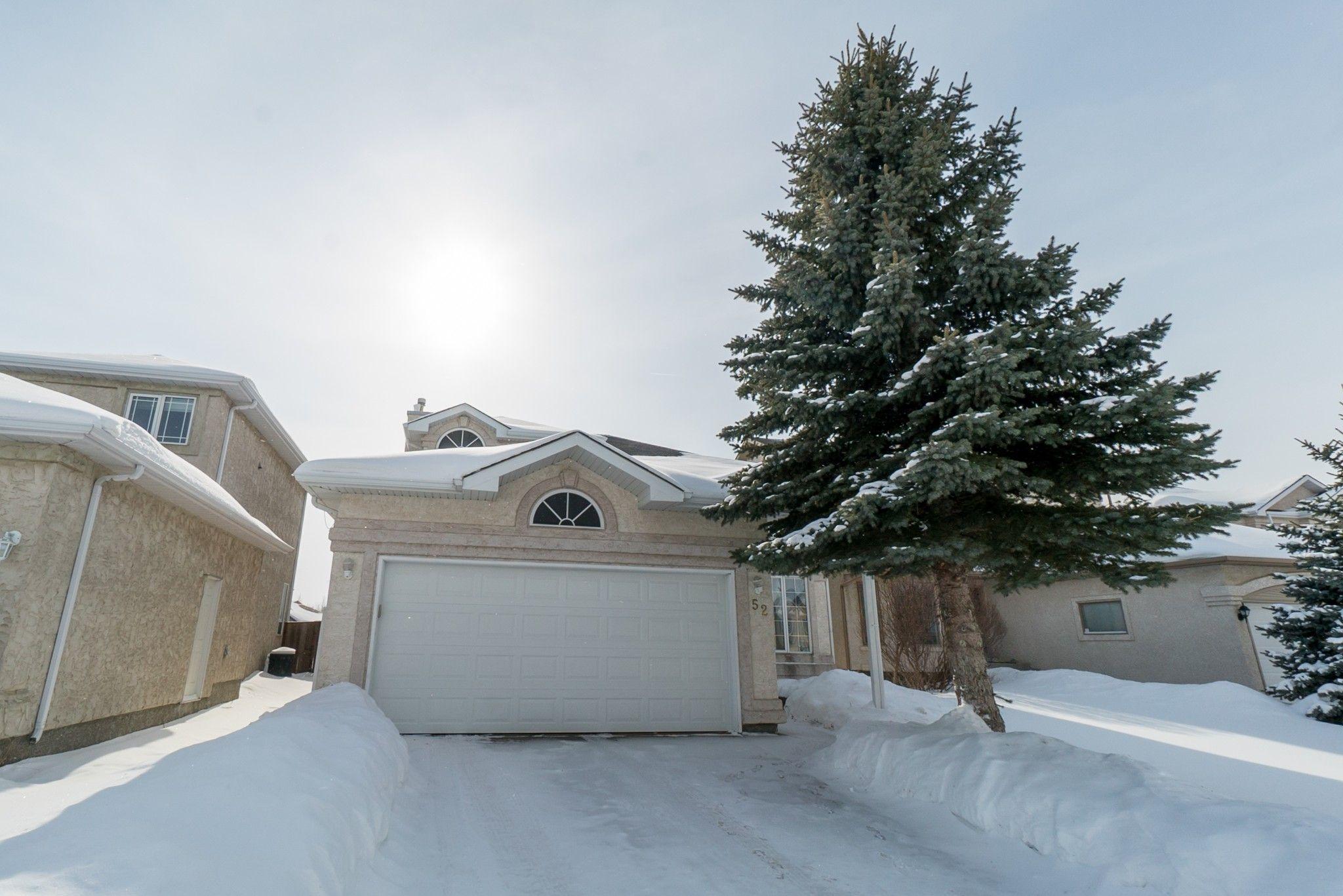 Main Photo: 52 Forestgate Avenue   Linden Woods Winnipeg