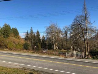 Main Photo: 9960 272 Street in Maple Ridge: Whonnock Land for sale : MLS®# R2529858