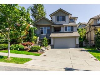 "Photo 1: 3424 BLUEBERRY Court in Abbotsford: Abbotsford East House for sale in ""The Highlands"" : MLS®# F1421758"