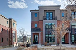 Main Photo: 701 ASPEN MEADOWS Hill SW in Calgary: Aspen Woods Row/Townhouse for sale : MLS®# A1091353