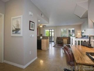 Photo 7: DOWNTOWN Townhouse for rent : 2 bedrooms : 1750 Kettner Blvd #203 in San Diego