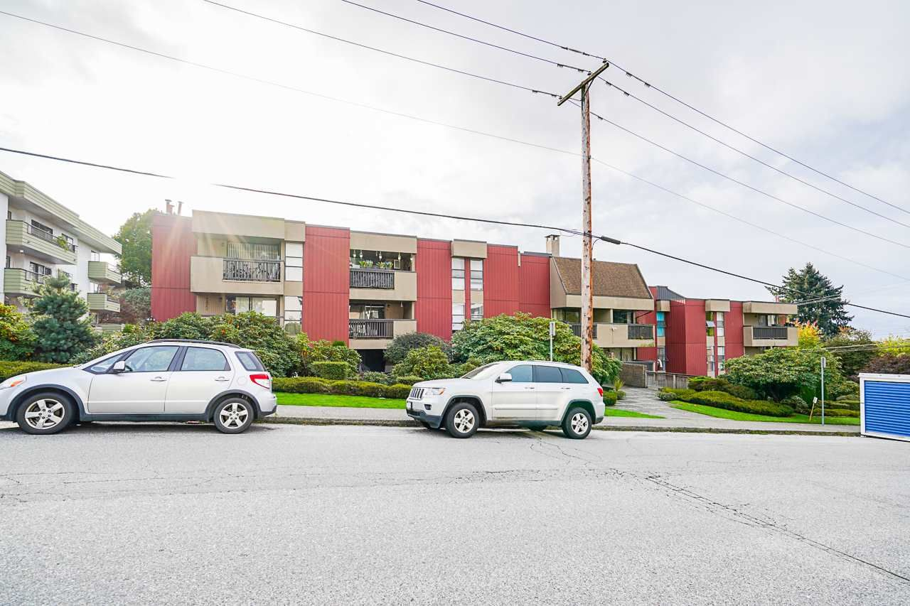 Main Photo: 205 1040 FOURTH AVENUE in New Westminster: Uptown NW Condo for sale : MLS®# R2510329