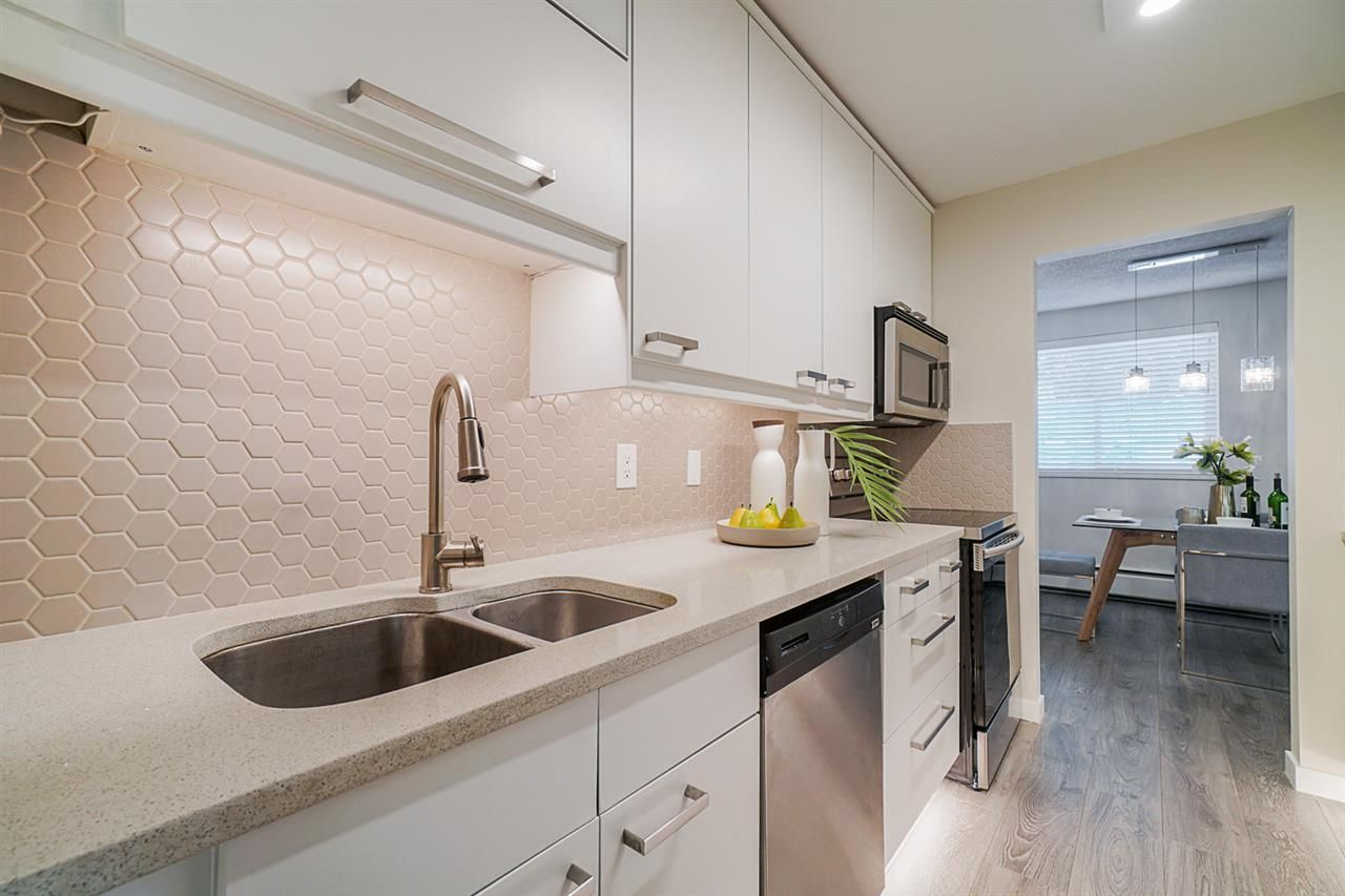 Photo 4: Photos: 108 1775 W 11TH AVENUE in Vancouver: Fairview VW Condo for sale (Vancouver West)  : MLS®# R2468149