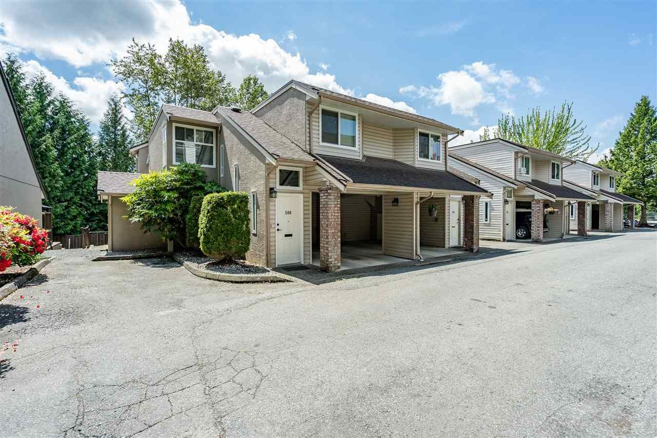 """Photo 2: Photos: 506 11726 225 Street in Maple Ridge: East Central Townhouse for sale in """"Royal Terrace"""" : MLS®# R2459104"""