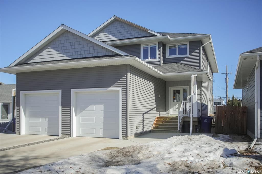 Main Photo: 1546 Empress Avenue in Saskatoon: North Park Residential for sale : MLS®# SK846973