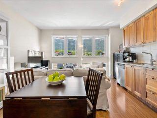 "Photo 3: 211 37841 CLEVELAND Avenue in Squamish: Downtown SQ Condo for sale in ""STUDIO SQ"" : MLS®# R2585564"