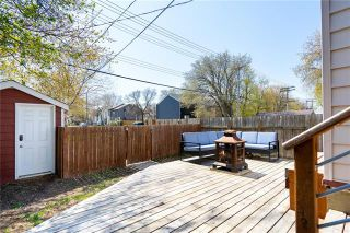 Photo 17: 366 Morley Avenue in Winnipeg: Fort Rouge Residential for sale (1Aw)  : MLS®# 1912402