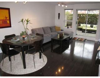 """Photo 5: 104 876 W 14TH Avenue in Vancouver: Fairview VW Condo for sale in """"WINDGATE LAUREL"""" (Vancouver West)  : MLS®# V760863"""