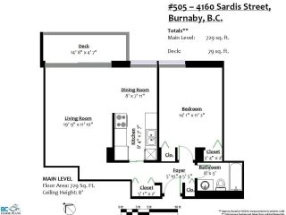 """Photo 26: 505 4160 SARDIS Street in Burnaby: Central Park BS Condo for sale in """"Central Park Place"""" (Burnaby South)  : MLS®# R2485089"""