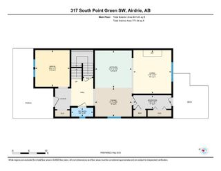 Photo 31: 317 South Point Green SW: Airdrie Detached for sale : MLS®# A1112953