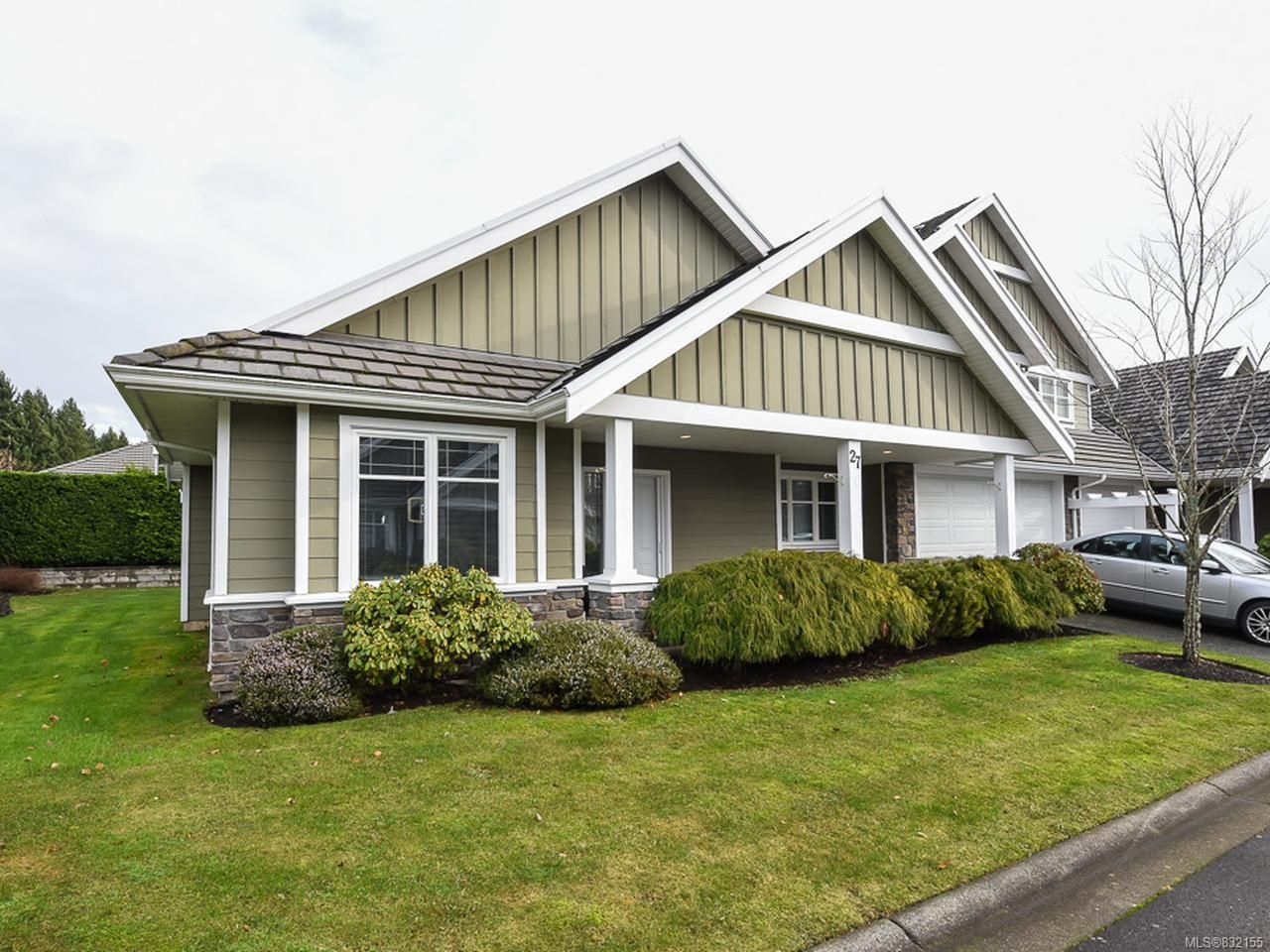 Main Photo: 27 2727 BRISTOL Way in COURTENAY: CV Crown Isle Row/Townhouse for sale (Comox Valley)  : MLS®# 832155