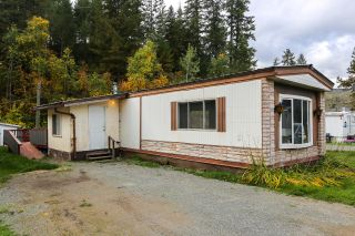 Main Photo: 4 4428 Barriere Town Road in Barriere: BA Manufactured Home for sale (NE)  : MLS®# 164340