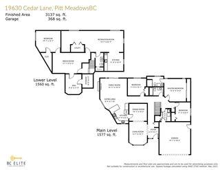 "Photo 37: 19630 CEDAR Lane in Pitt Meadows: Mid Meadows House for sale in ""Somerset"" : MLS®# R2579683"