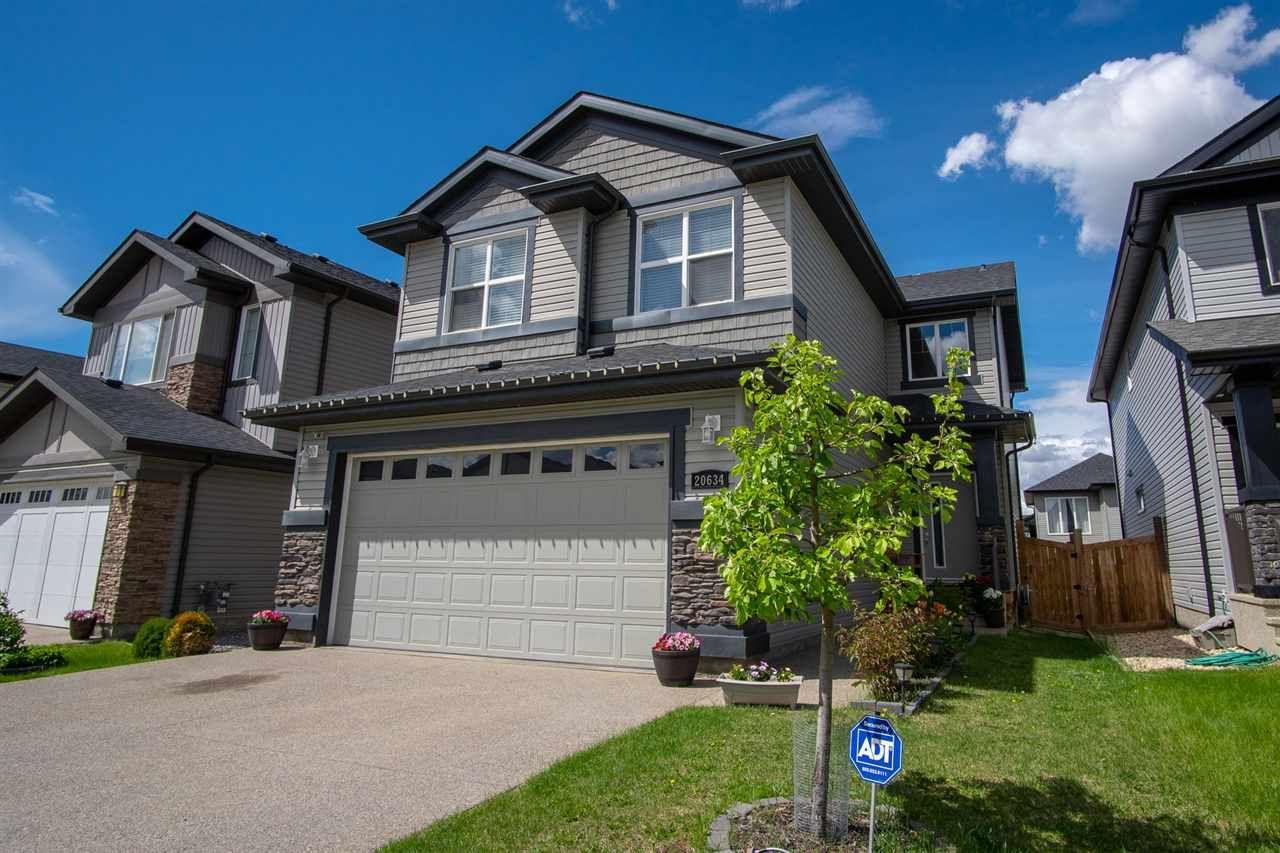 Main Photo: 20634 97A Avenue in Edmonton: Zone 58 House for sale : MLS®# E4225094