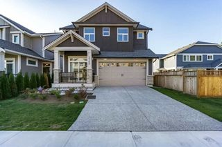 """Photo 1: 2769 275A Street in Langley: Aldergrove Langley House for sale in """"Bertrand Creek"""" : MLS®# R2243125"""