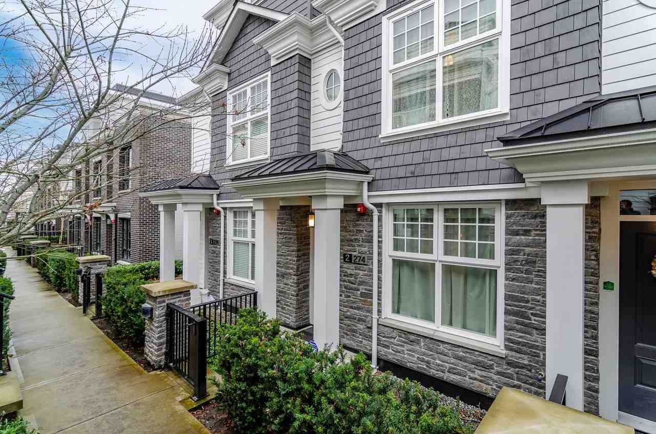 Main Photo: 2 274 W 62ND Avenue in Vancouver: Marpole Townhouse for sale (Vancouver West)  : MLS®# R2530038