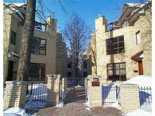 Photo 1: 611 STRADBROOK Avenue in WINNIPEG: Fort Rouge / Crescentwood / Riverview Condominium for sale (South Winnipeg)  : MLS®# 2700127