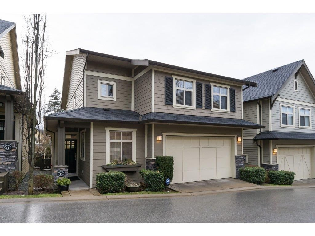 """Main Photo: 15 15885 26 Avenue in Surrey: Grandview Surrey Townhouse for sale in """"SKYLANDS"""" (South Surrey White Rock)  : MLS®# R2149915"""