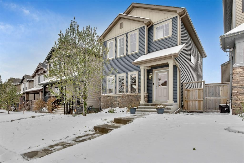 Main Photo:  in Calgary: Sage Hill Detached for sale : MLS®# A1043661