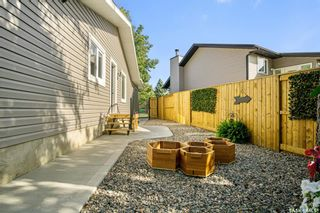 Photo 43: 203 Charlebois Crescent in Saskatoon: Silverwood Heights Residential for sale : MLS®# SK870619
