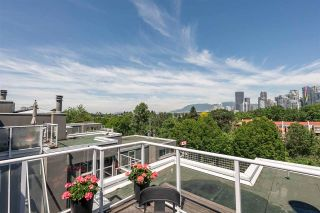 """Photo 14: 2240 SPRUCE Street in Vancouver: Fairview VW Townhouse for sale in """"SIXTH ESTATE"""" (Vancouver West)  : MLS®# R2590222"""