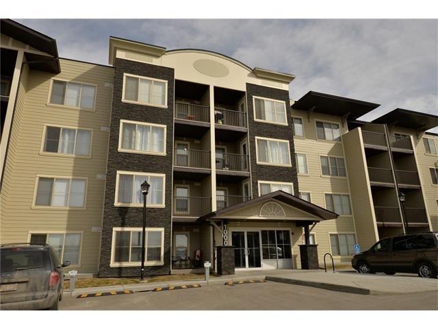 Main Photo: 1208 625 GLENBOW Drive: Cochrane Condo for sale : MLS®# C4071555
