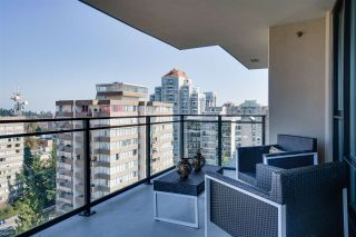 """Photo 8: 1703 720 HAMILTON Avenue in New Westminster: Uptown NW Condo for sale in """"Generations"""" : MLS®# R2447209"""