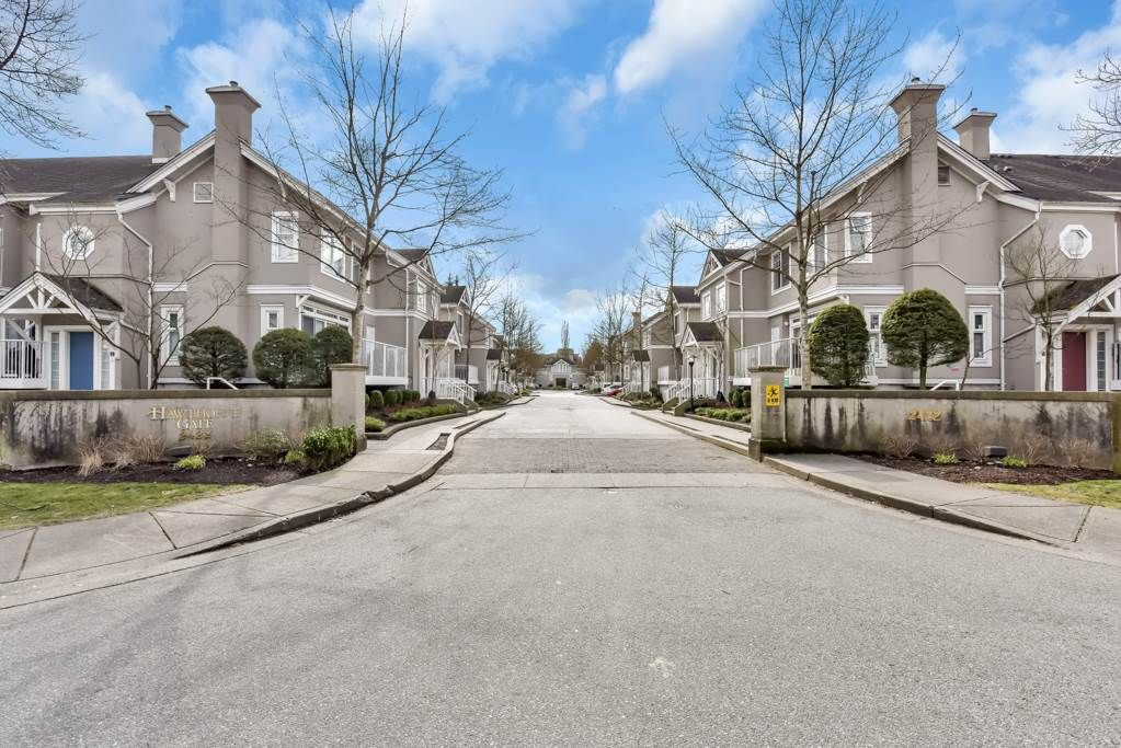 """Main Photo: 78 2422 HAWTHORNE Avenue in Port Coquitlam: Central Pt Coquitlam Townhouse for sale in """"HAWTHORNE GATE"""" : MLS®# R2545271"""