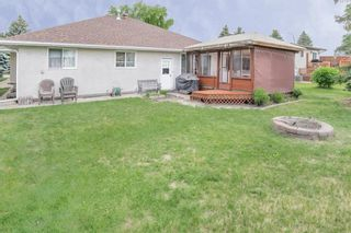 Photo 42: 3 SPRINGWOOD Bay in Steinbach: Southland Estates Residential for sale (R16)  : MLS®# 202115882