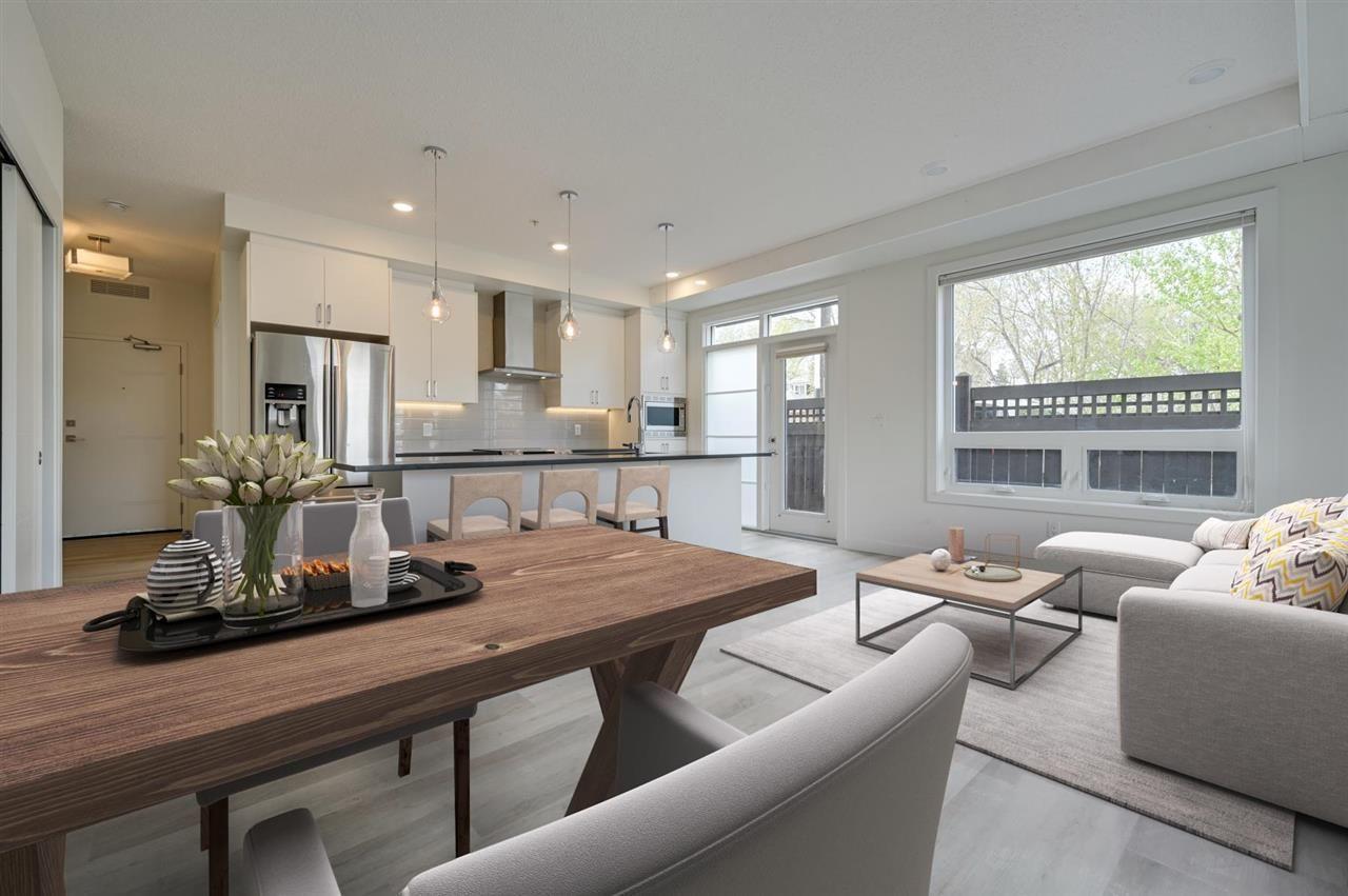 Main Photo: 101 10606 84 Avenue in Edmonton: Zone 15 Condo for sale : MLS®# E4244942