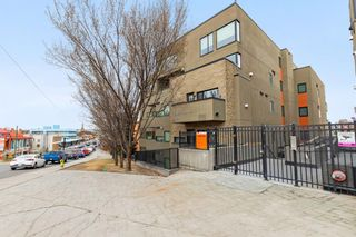 Main Photo: 402 1818 14 Street SW in Calgary: Lower Mount Royal Apartment for sale : MLS®# A1096208