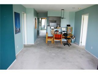 """Photo 4: 908 838 AGNES Street in New Westminster: Downtown NW Condo for sale in """"WESTMINSTER TOWER"""" : MLS®# V830069"""