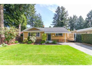 Photo 1: 1518 FARRELL Crescent in Tsawwassen: Beach Grove House for sale : MLS®# V1116909