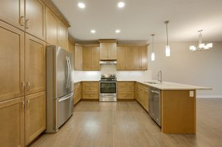 Photo 6: 6 7115 Armour Link in Edmonton: Zone 56 House Half Duplex for sale : MLS®# E4219991
