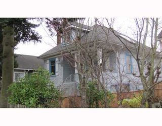 """Photo 2: 1013 LONDON Street in New Westminster: Moody Park House for sale in """"MOODY PARK"""" : MLS®# V805434"""