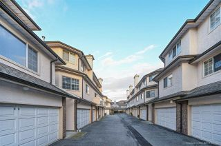 Main Photo: 17 8700 BENNETT Road in Richmond: Brighouse South Townhouse for sale : MLS®# R2546284