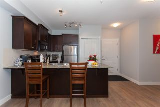 """Photo 6: 303 17712 57A Avenue in Surrey: Cloverdale BC Condo for sale in """"West on the Village Walk"""" (Cloverdale)  : MLS®# R2246954"""