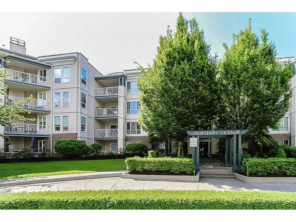 Welcome to #204 - 20200 54A Ave at the Sought After Monterey Grande! The circular driveway off the street is so convenient for drop offs & pick ups.