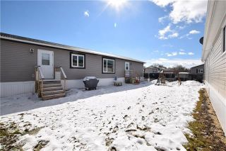 Photo 1: 24 TIMBER Lane in St Clements: Birdshill Mobile Home Park Residential for sale (R02)  : MLS®# 1907279
