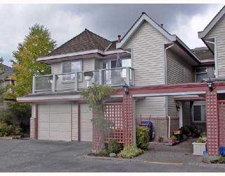 """Photo 1: 2 11502 BURNETT Street in Maple_Ridge: East Central Townhouse for sale in """"TELOSKY VILLAGE"""" (Maple Ridge)  : MLS®# V664568"""