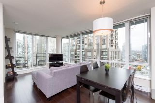 """Photo 1: 1807 1088 RICHARDS Street in Vancouver: Yaletown Condo for sale in """"Richards Living"""" (Vancouver West)  : MLS®# R2121013"""