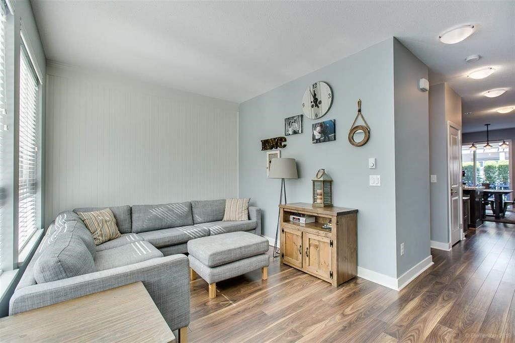 """Photo 2: Photos: 108 1460 SOUTHVIEW Street in Coquitlam: Burke Mountain Townhouse for sale in """"CEDAR CREEK"""" : MLS®# R2539546"""