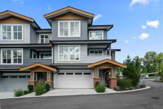 "Photo 1: 1 24086 104 Avenue in Maple Ridge: Albion Townhouse for sale in ""Willow"" : MLS®# R2493226"